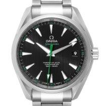 Omega 231.10.42.21.01.004 Acier 2019 Seamaster Aqua Terra 41.5mm occasion