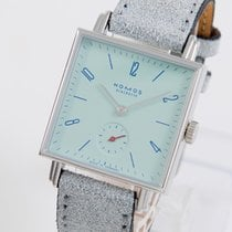 NOMOS Steel 29,5mm Automatic 495 new