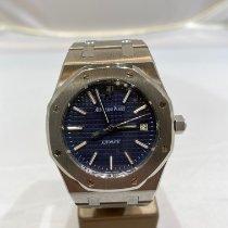 Audemars Piguet Royal Oak Selfwinding occasion 39mm Bleu Date Acier