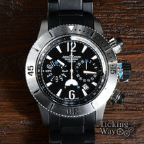 Jaeger-LeCoultre Master Compressor Diving Chronograph Titanium 44mm Black United States of America, California, Irvine