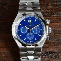 Vacheron Constantin Overseas Chronograph Steel 42mm Blue No numerals United States of America, California, Irvine