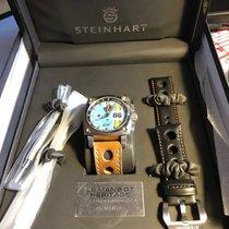Steinhart Acier 46mm Remontage manuel 86 /111 occasion