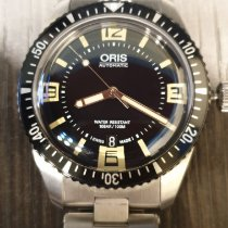 Oris Divers Sixty Five 01 733 7707 4064-07 8 20 18 pre-owned