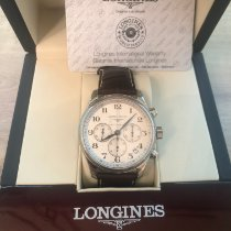 Longines Master Collection L2.693.4.78.3 2016 pre-owned