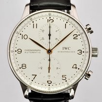 IWC Steel 41mm Automatic IW3714 pre-owned
