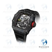 Richard Mille RM 035 Carbon 49.94mm Transparent No numerals United States of America, New York