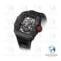 Richard Mille RM 035 Carbon 49.94mm Transparent No numerals United States of America, New York, Jupiter