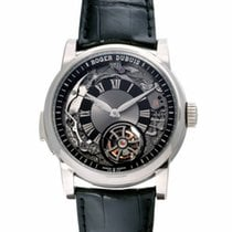 Roger Dubuis Hommage White gold 45mm Grey