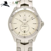 TAG Heuer Link Calibre 6 Steel 40mm Silver