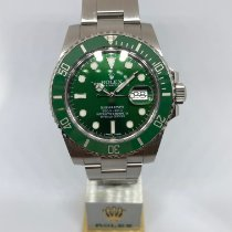 Rolex Submariner Date Steel 40mm Green No numerals United States of America, California, SAN DIEGO