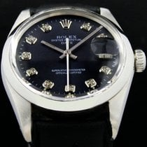 Rolex Oyster Perpetual Date Steel 34mm Black No numerals United States of America, Utah, Draper