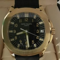 Patek Philippe 5065J-001 Yellow gold Aquanaut 38mm pre-owned