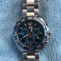 TAG Heuer Formula 1 Quartz Steel 43mm Blue United States of America, California, San Jose