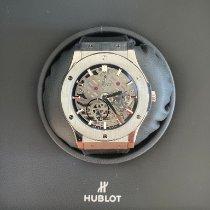 Hublot Classic Fusion Ultra-Thin Titanio 42mm Transparente Sin cifras