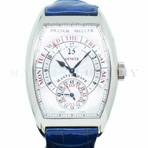 Franck Muller pre-owned Automatic White