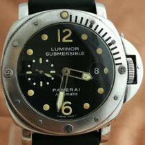 Panerai Steel 44mm Automatic PAM 00024 pre-owned
