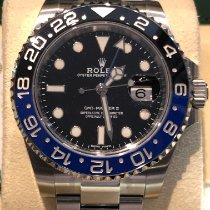 Rolex GMT-Master II 116710BLNR 2019 occasion