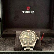 Tudor Acier Remontage automatique Noir Sans chiffres 39mm nouveau Black Bay Fifty-Eight