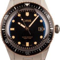 Oris Steel 42mm Automatic 01 733 7720 4354-07 8 21 18 new