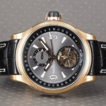 Jaeger-LeCoultre Master Compressor Extreme Tourbillon Rose gold 46mm Black