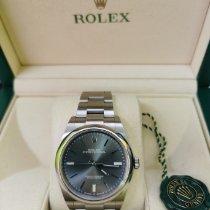 Rolex Oyster Perpetual 39 Acier Sans chiffres France, PUGET SUR ARGENS