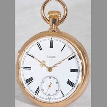 A. Lange & Söhne Watch pre-owned 1872 Rose gold 51mm Roman numerals Manual winding Watch only