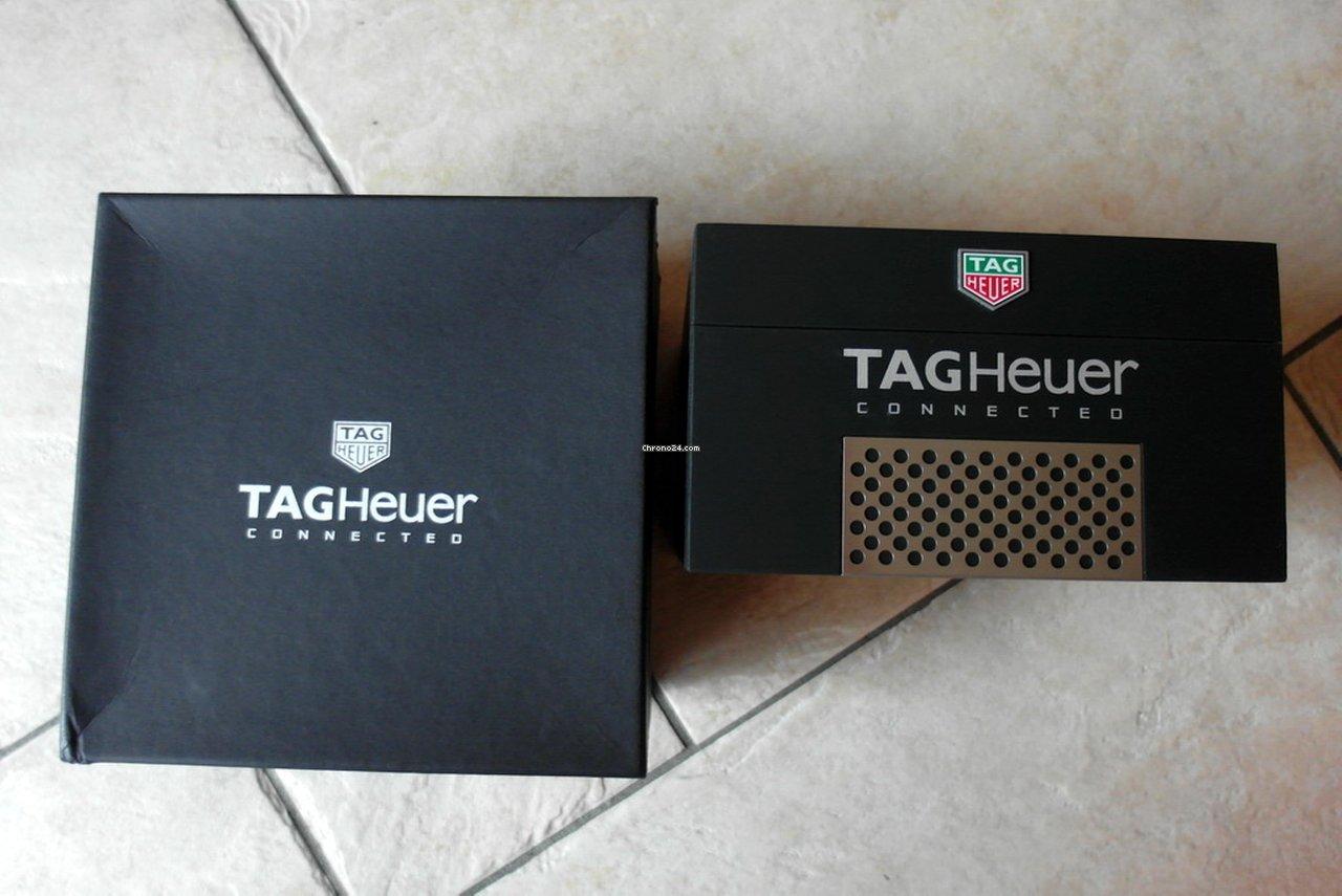 TAG Heuer Connected Uhrenbox Limited Edition für 8 € kaufen von