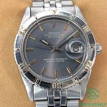 Rolex 1625 Stahl 1960 Datejust Turn-O-Graph 36mm gebraucht