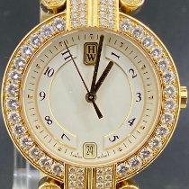 Harry Winston Yellow gold 31mm Automatic Premier pre-owned