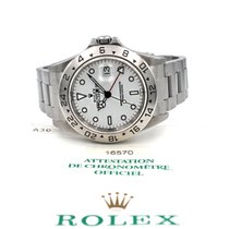 Rolex Explorer II 16570 1999 pre-owned