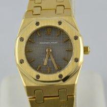 Audemars Piguet Женские часы Royal Oak 26mm Кварцевые подержанные Часы с оригинальными документами и коробкой 1980