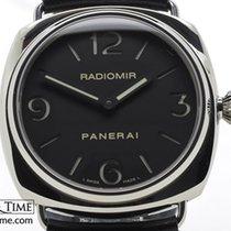 Panerai Steel 45mm Manual winding PAM 00210 pre-owned