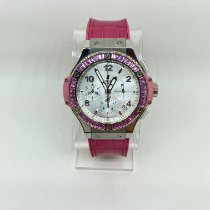 Hublot Big Bang Tutti Frutti Steel 41mm Mother of pearl United States of America, New York, New York