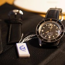 Squale Steel Automatic 30 Atmos pre-owned