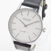 NOMOS Steel 39,8mm Automatic 801 new