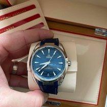 Omega Seamaster Aqua Terra Steel 41mm Blue No numerals United States of America, Iowa, Des Moines