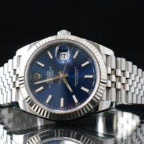 Rolex Datejust 126334 Sehr gut Stahl 41mm Automatik Deutschland, Hamburg