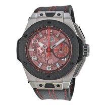 Hublot Big Bang Ferrari 401.NQ.0123.VR New Titanium 45mm Automatic