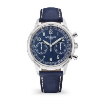 Patek Philippe Complications (submodel) White gold 41mm Blue Arabic numerals United States of America, New York, New York