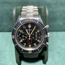 Bulova Steel 42.5mm Manual winding Bulova marine star chrono vintage pre-owned