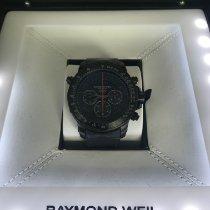 Raymond Weil Nabucco Revoluzione II Çok iyi Titanyum 44mm Otomatik Türkiye, İstanbul