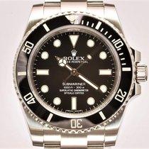 Rolex 114060 Acier 2013 Submariner (No Date) 40mm occasion