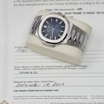 Patek Philippe Nautilus Steel 40mm Blue No numerals United States of America, California, Los Angeles