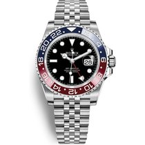 Rolex 126710BLRO Steel 2018 GMT-Master II 40mm new