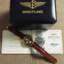 Breitling Yellow gold 39mm Automatic K13047 pre-owned
