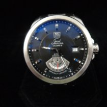 TAG Heuer Grand Carrera Steel 41mm United States of America, Connecticut, Greenwich