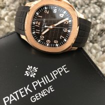 Patek Philippe 5167R Rose gold 2020 Aquanaut 40mm pre-owned United States of America, New York, Williston Park