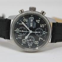 Zeno-Watch Basel Сталь 41mm Автоподзавод 8557TVDD подержанные