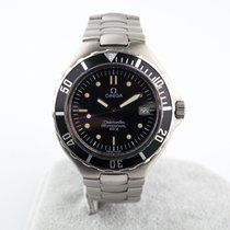 Omega 396.1052 Steel 1998 Seamaster 36mm pre-owned