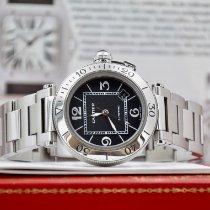 Cartier Pasha Seatimer nuevo 2014 Automático Reloj con estuche y documentos originales 2790